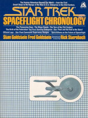 Star Trek Spaceflight Chronology