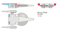 Ferengi Trade Cruiser