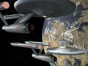 Enterprise 1701 exeter tos-54hd