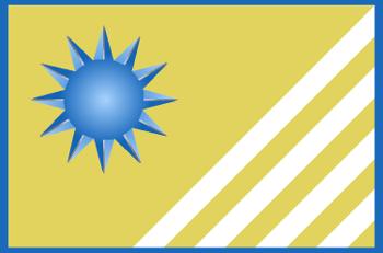 Ane Con flag S