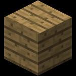 Grid Oak Wood Plank