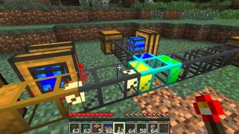 Buildcraft 3.1.5 Tutorial 1 - Pipes (Deutsch HD) BY MYRATRAX