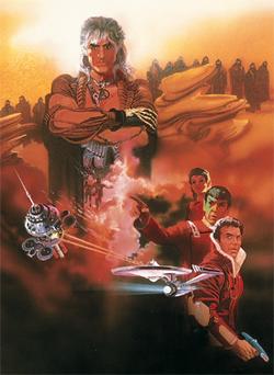 002-the wrath of khan poster art