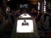 Romulanische Delegation auf Deep Space 9