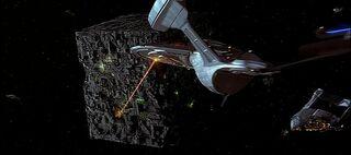 Enterprise feuert auf Schwachstelle
