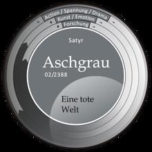 Kompass-Aschgrau