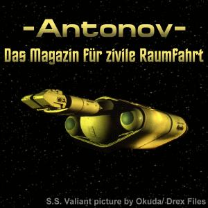 Antonov logo