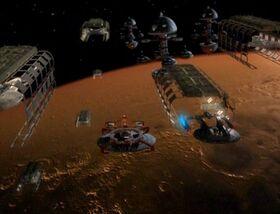 Utopia-Planitia panorama