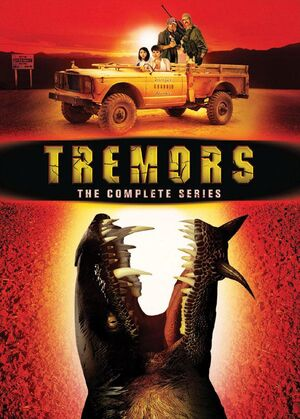 Tremors- The Series