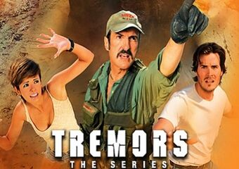 tremors series the