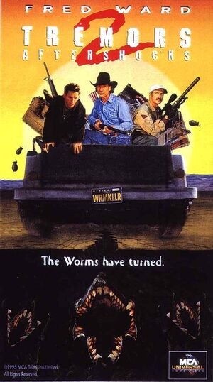 Tremors 2- Aftershocks