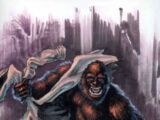 Bigfoot the Yeti