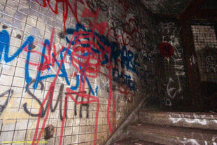 S-Head Grafitti