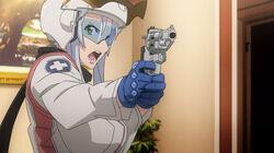 Mikoto Kiba anime