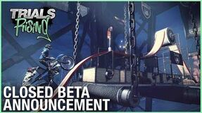 Trials Rising Closed Beta and Launch Announcement Gamescom 2018 Gameplay Trailer Ubisoft NA