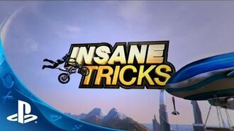 "Trials Fusion ""Ride On"" Gameplay Trailer"