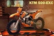 StandardKTM500-EXC