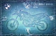 BMWF800GSBlueprint