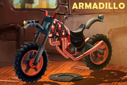 1.1.3 ARMADILLO rouge