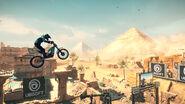 Trials Rising screen Egypt