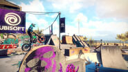 Trials Rising screen SkatePark
