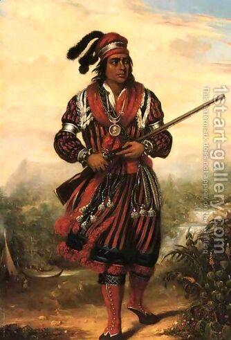 Seminole-Chief,-North-America