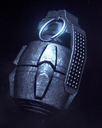 Soldier antipersonnel grenade