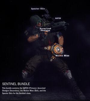 SentinelBundle