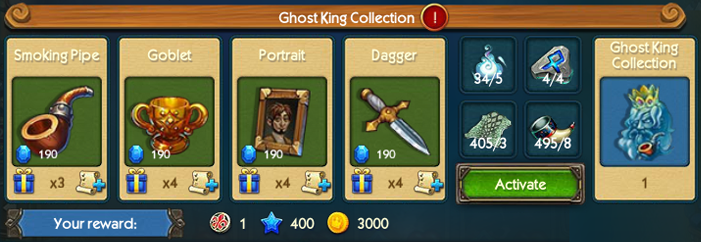 Ghost King Collection