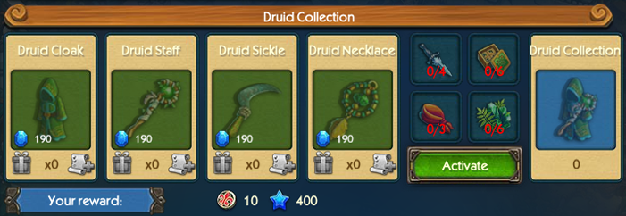 Druid Collection