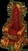 Wooden Throne.deco