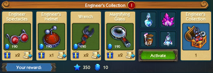 Engineers Collection