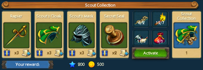 Scout Collection