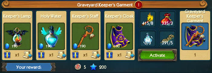 Graveyard Garment Collection