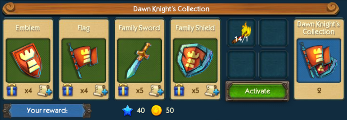 Dawn Knight Collection
