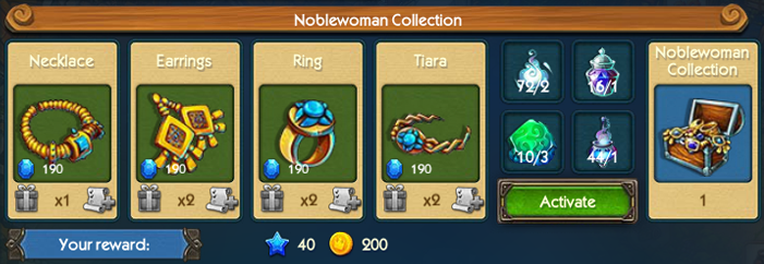 Noblewoman Collection