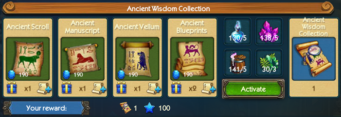 Ancient Wisdom Collection