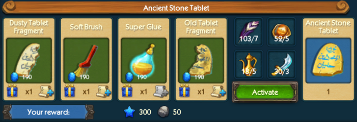 Ancient Tablet Collection