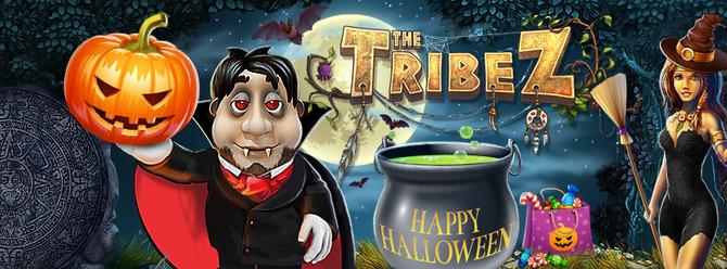 Halloween Update 2013 Tribez Wiki Fandom Powered By Wikia