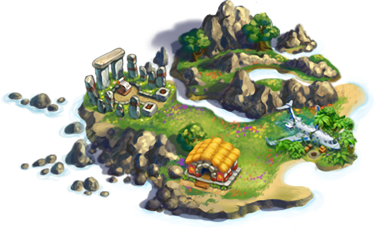 Island Of The Ancients Quests Tribez Wiki Fandom