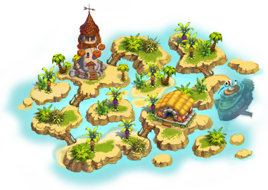 Ancestors Atoll Quests Tribez Wiki Fandom Powered By
