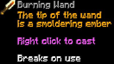 Burningwand