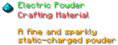 Elecpowder