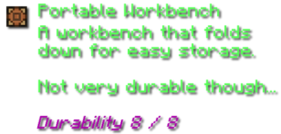 Portableworkbench