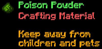 Poipowder