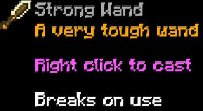 Strongwand