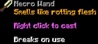 Necrowand