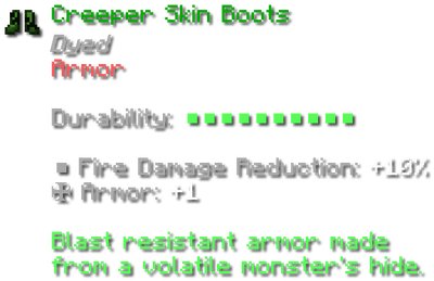 Creeperboots
