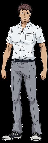 Masaharu Katsuda