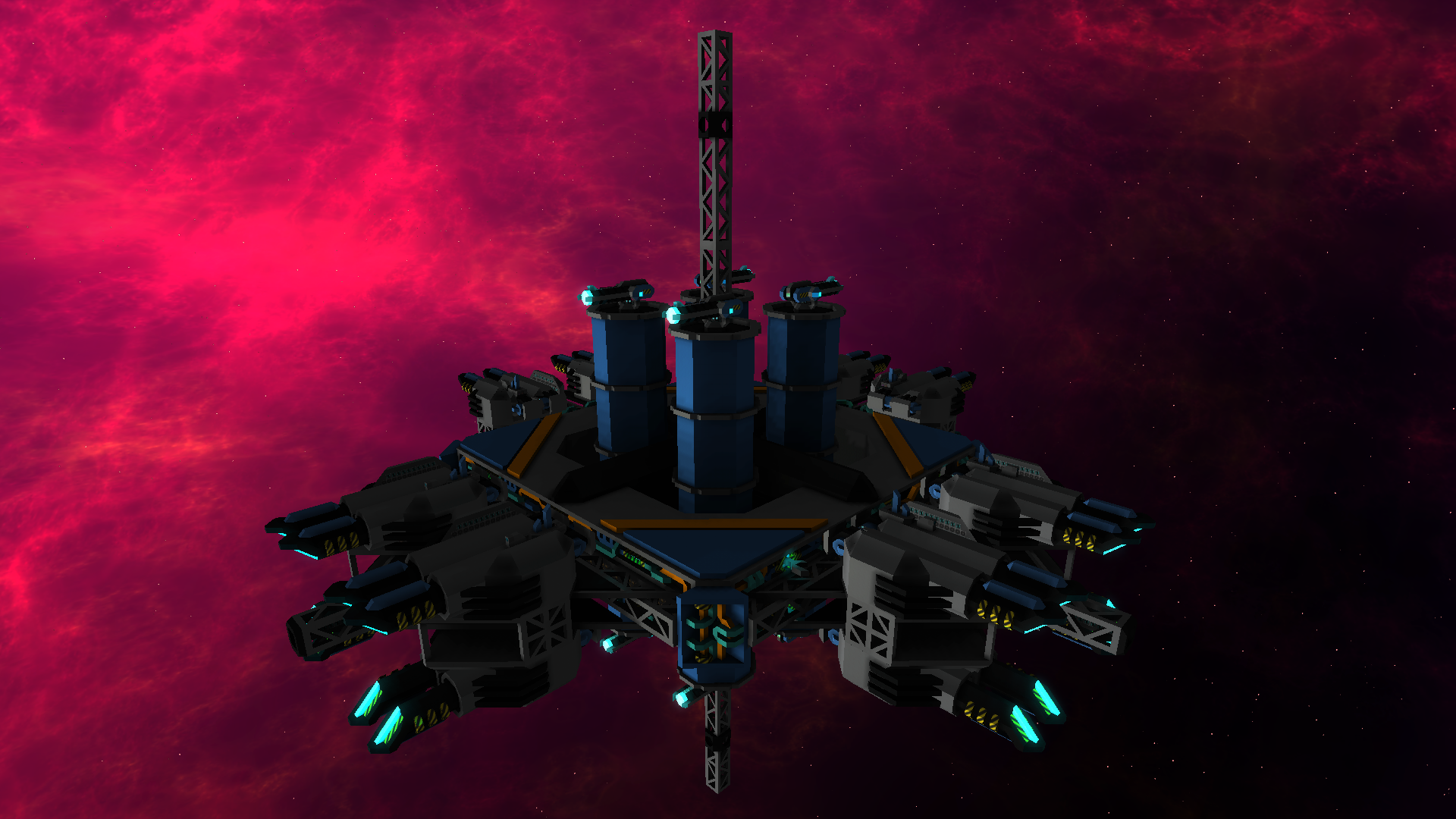 Kepler-type Outpost   Trident Industries Wikia   FANDOM